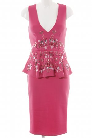 Asos Cocktail Dress pink business style