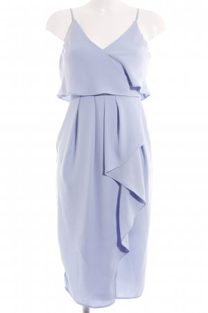 Asos Cocktail Dress azure casual look