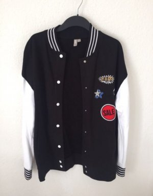 Asos Collegejacke mit Patches