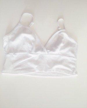 Asos Cropped Top white