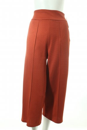Asos Culottes dunkelorange Street-Fashion-Look
