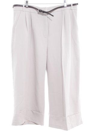 Asos Culotte beige clair-brun noir style décontracté