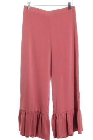 Asos Culottes rosa schlichter Stil