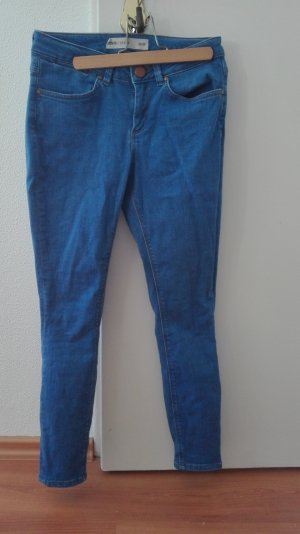 Asos Denim 26/29 Röhre Skinny Skin blau Jeans Skinny petite
