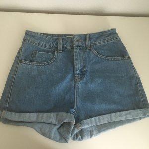 Asos denim Highwaist Shorts