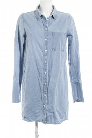 Asos Denim Denim Blouse light blue street-fashion look