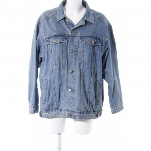 Asos Denim Denim Jacket natural white-light blue washed look