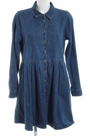 Asos Denim Denim Dress blue casual look