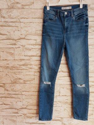 ASOS Denim Skinny Jeans High Waist