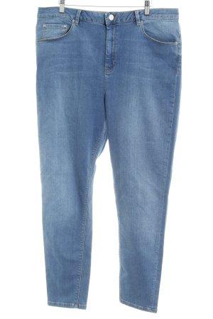 Asos Denim Skinny Jeans cornflower blue casual look