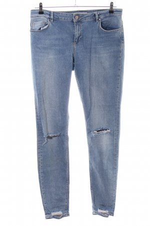 Asos Denim Stretch Jeans blue street-fashion look