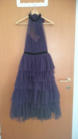 Asos Ball Dress multicolored polyester
