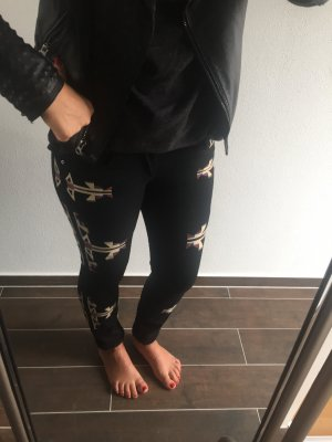 ASOS/don't believe the hype Desinger Jeans Gr. 27