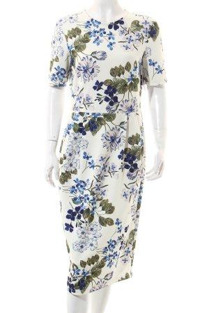 Asos Robe fourreau motif floral style bohème