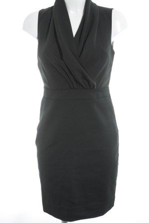 Asos Etuikleid schwarz Elegant