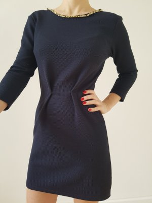 Asos Etuikleid XS S 32 34 36 Bleistiftkleid Bodycon Minikleid Tunika Longshirt