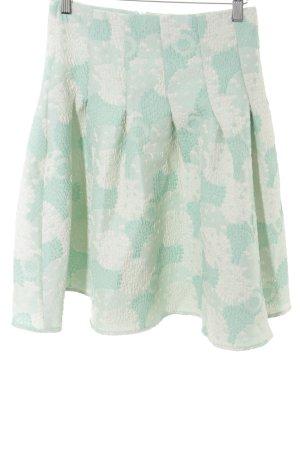 Asos Plaid Skirt art pattern retro look