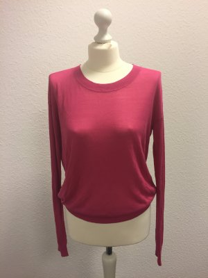 Asos Sweater pink-pink viscose