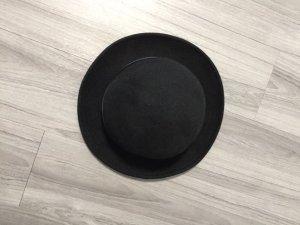 Asos Filzhut schwarz