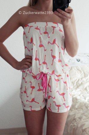 Asos Flamingo Jumpsuit 34/XS