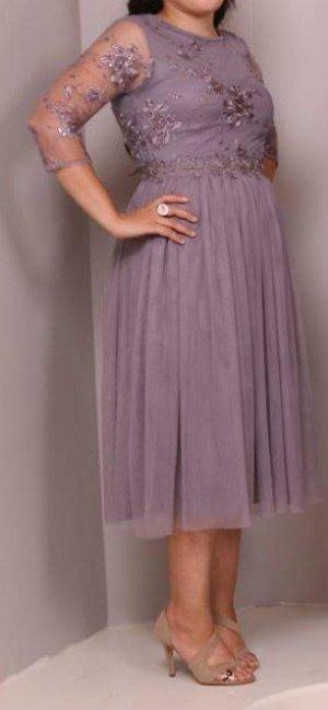 Little Mistress Midi-jurk veelkleurig