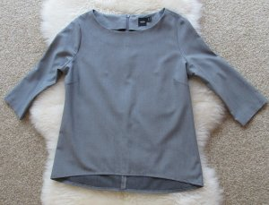 Asos Tunic Blouse grey