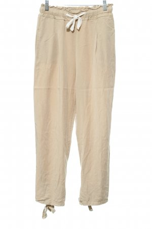 Asos Pantalón estilo Harem beige estilo sencillo