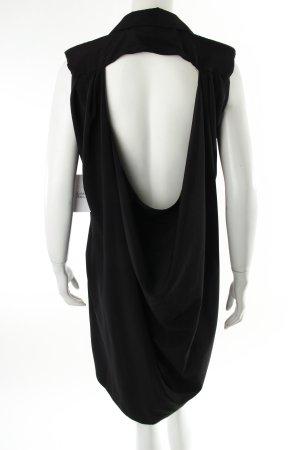 Asos Hemdkleid schwarz Eleganz-Look