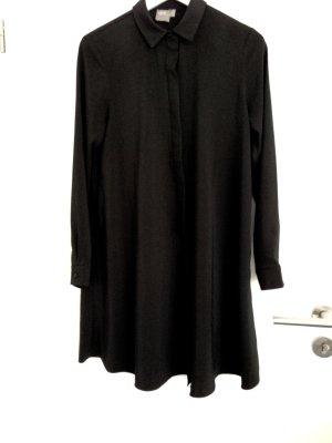 ASOS – Hemdkleid Schwarz Größe 36