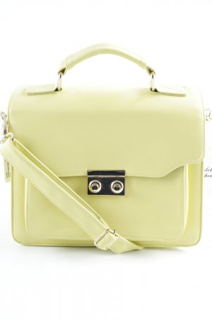 Asos Carry Bag neon yellow street-fashion look