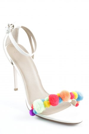 Asos High Heel Sandal multicolored urban style