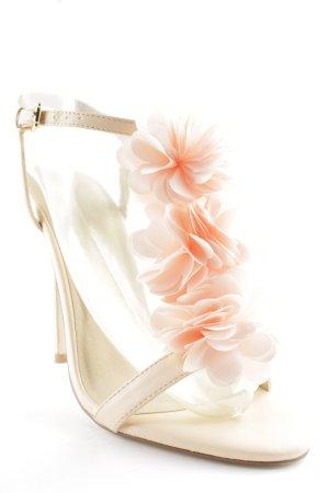 Asos High Heel Sandaletten rosa-altrosa Elegant