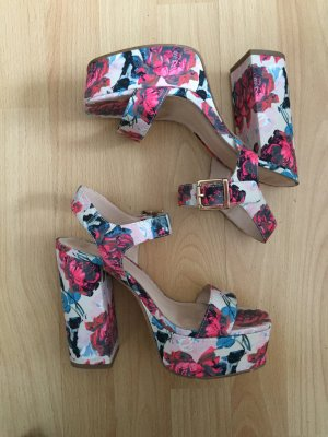 Asos High Heels Flower Collection