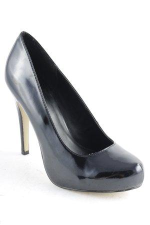 Asos High Heels schwarz Business-Look