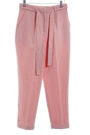 Asos High Waist Trousers apricot elegant