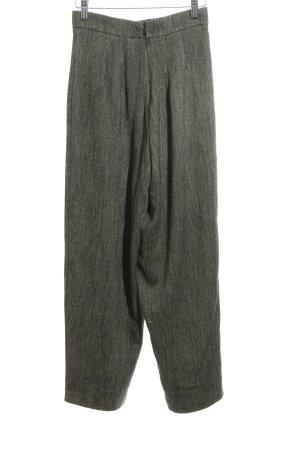 Asos Pantalone a vita alta puntinato stile casual