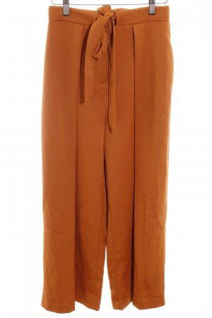 Asos High-Waist Hose orange Casual-Look