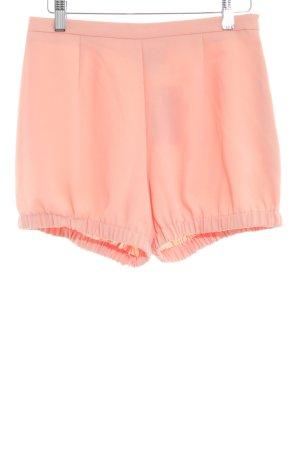 Asos High-Waist-Shorts apricot Casual-Look