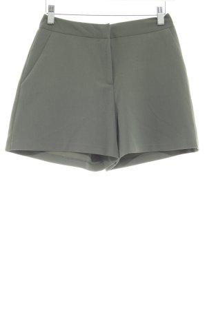 Asos High-Waist-Shorts khaki klassischer Stil