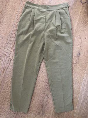 Asos Pantalone a vita alta sabbia