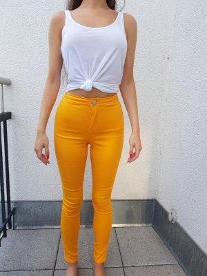 Asos Highwaist Hose Jeans Skinny Größe 36