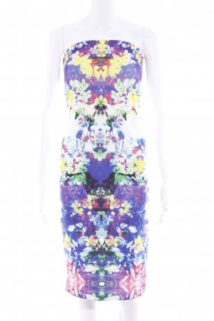 Asos Hippie Dress flower pattern hippie style