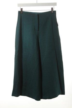 Asos Hosenrock dunkelgrün Eleganz-Look