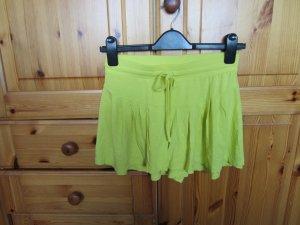 Asos Hosenrock Shorts lime Gr. 36 NEU
