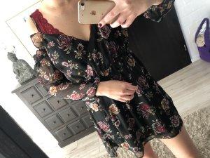 Asos Influence Kleid mit Blumenprint