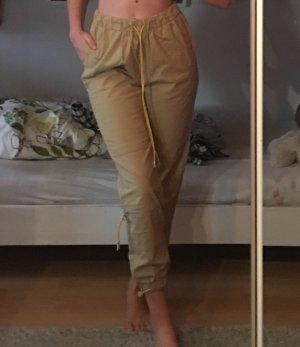Asos Pantalón abombado marrón arena