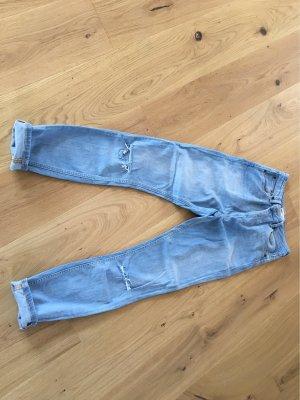 Asos Jeans Boyfriend Highwaist