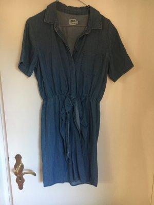 Asos Jeansjurk blauw-lichtblauw