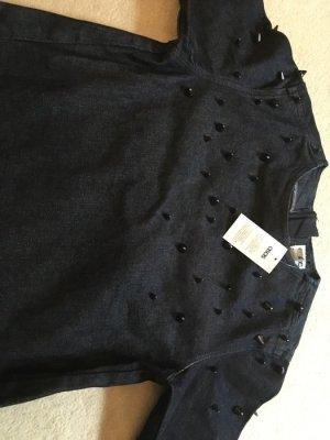 Asos Jeans Shirt mit Nieten