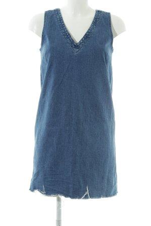 Asos Denim Dress blue casual look
